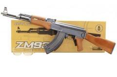 Автомат ZM 93 Калашников метал,  пульки, ...