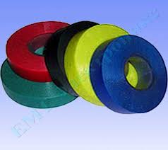 Insulating tape of China PVC (MASTER+) of 17 m of