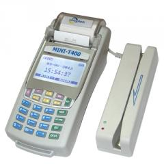 The cash register Yunisistem MINI-T 400me