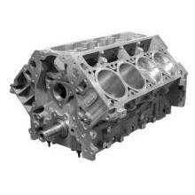 Блок цилиндров двигателя Урал 375 ремонтные...