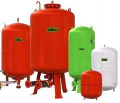 Расширительный бак для систем отопления и