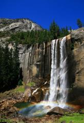 Настенный обогреватель картина Водопад. Размер