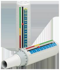 Пикфлоуметр MicroPeak для измерения пиковой...