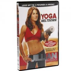 DVD тренировки Джиллиан Майклс - Йога для снижения