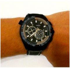 Часы наручные мужские Yazole 5S кварцевые на...