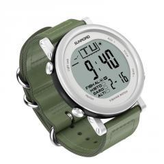 Часы наручные мужские рыбацкие барометр...
