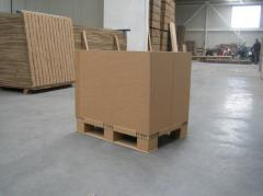 Pallet boxes Exactly