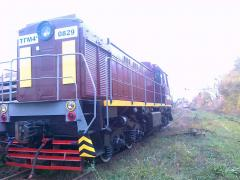TGM4B locomotive