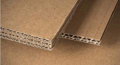 Водоотталкивающее покрытие  для гофрокартона