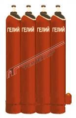 Brand A helium, to Remtekhgaz, Kryvyi Rih, Ukraine