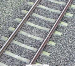 Rails are railway