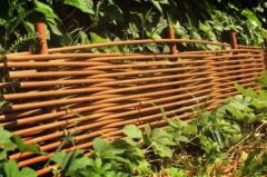 Лоза (пруток) 2м для декоративного забор