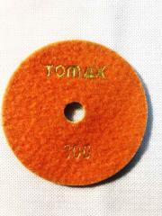 Гибкий алмазный круг (черепашка),  TOMAX, ...