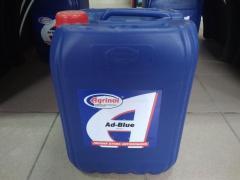 Жидкость AdBlue (адблю) 20л. для системы SCR