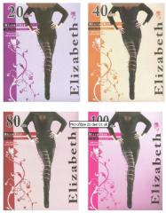 Tights female Elizabeth Microfibre 20 — 40 — 80 —