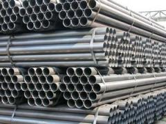 Steel pipes (always available - a wide choice)