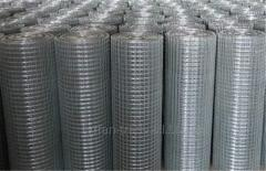 The metal gauze from a warehouse (wide choice)