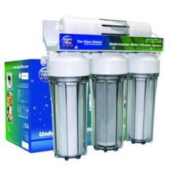 Трехступенчатая система фильтрации воды AquaFilter