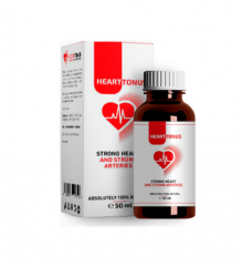 Heart Tonus (Харт Тонус) - капли от гипертонии