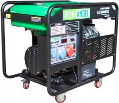 Генератор, электрогенератор, электростанция 15 кВт
