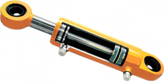 Hydraulic cylinders of excavators