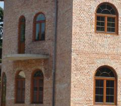Production of wooden windows