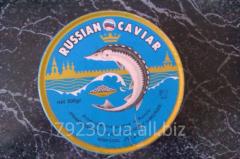 Caviar of black 16500 UAH
