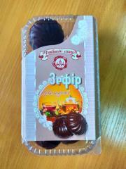 Зефир глазированный «Шоколадный» фасованный...