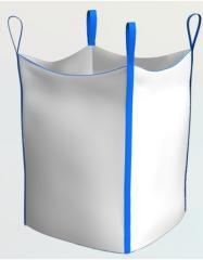 Big-beg polypropylene chetryekhstropny tape