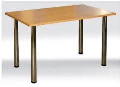 Стол обеденный МФ Диана, мебель для кухни, стол