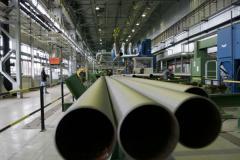Трубопроводы диаметром свыше 1200 мм с толщиной