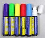 Fluorescent markers of Flash-Art of 10 mm