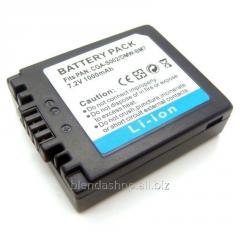 Аккумулятор CGA-S002E (заменяем с CGA-S002,