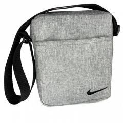 Мужская барсетка Nike ( серый )