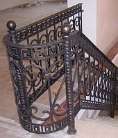 Ограждение балконов, лестниц