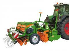Seeders mechanical D9