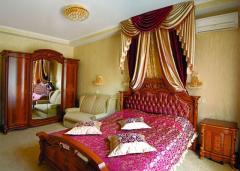 Однокомнатный двухместный гостиничный номер