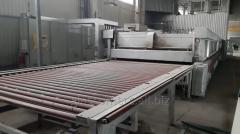 Линия закалки стекла HTF-2442-2-ABS-20-L
