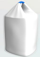 Big-bag odnostropnyj pytel s ochranným pláštěm (nové). Příkaz pro export