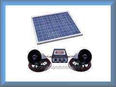 КОРШУН-8 SOLAR – звуковой, акустический