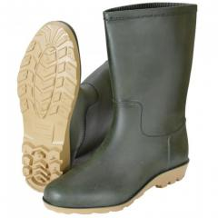 "Women's rubber boots ""Obraz"" olive"