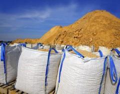 Polypropylen Behälter, Säcke, big-Bags, weiche Verpackung. Ukraine, Export