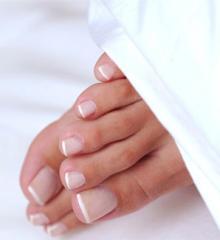 Технология лечения грибка ногтей