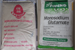 Glyutamat of sodium (E 621) 25 kg China. Delivery