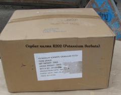 Sorbate of E202 potassium (Potassium Sorbate) of