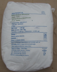 Baking soda (E500) (sodium bicarbonate) of 25 kg