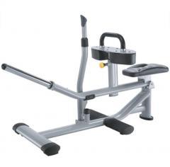 The exercise machine, Shin sitting, SportsArt,
