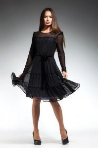 Платья гипюровые. Гипюр+сетка+велюр.