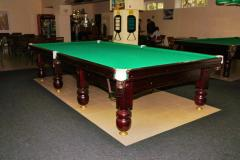 Billiard tables production Ukraine. Quality