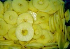 Fruit the frozen APPLES